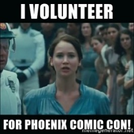 Con or Bust: Geeky Giving at PHXCC
